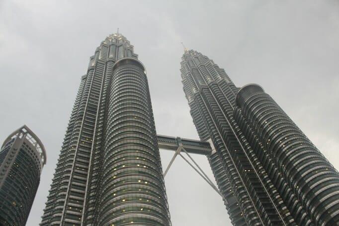 photo, image, petronas twin towers, kuala lumpur