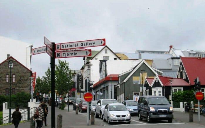 photo, image, reykjavik