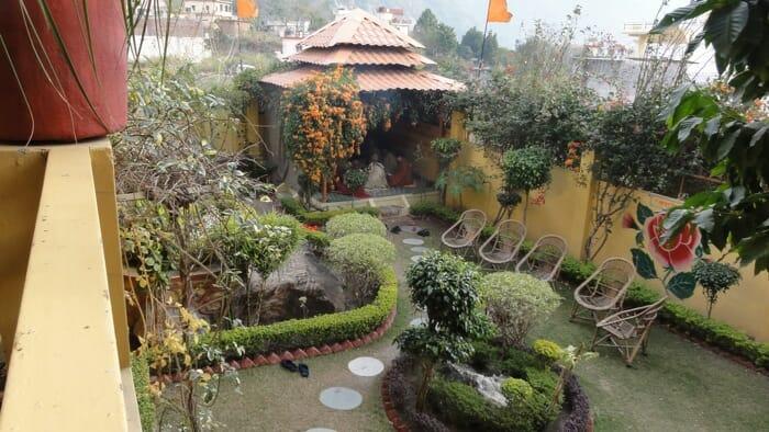 photo, image, Anand Prakash ashram, money and happiness