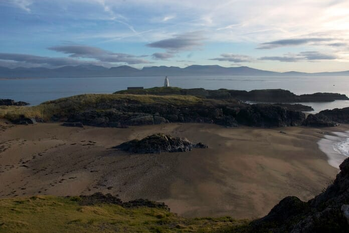 photo, image, Llanddwyn Island, Wales
