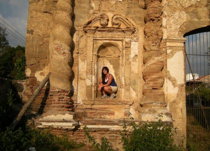 photo, image, ruins, guatemala