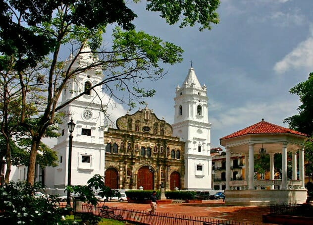 photo, image, church, panama