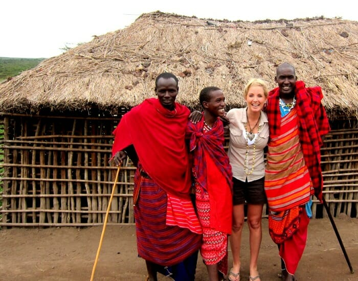 photo, image, maasai