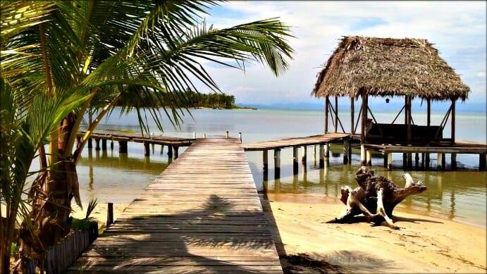 photo, image, beach, Bocas Islands