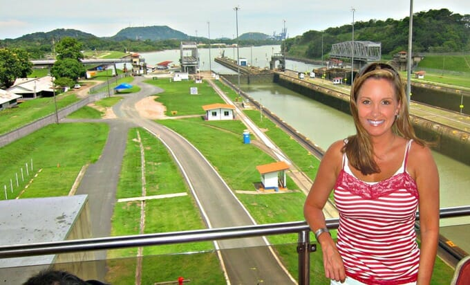 photo, image, panama canal