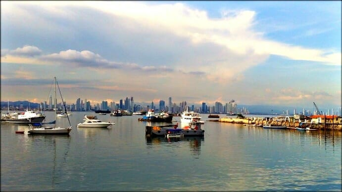 photo, image, panama city, boats
