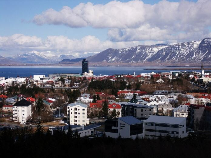 Pic of the Week: Reykjavik, Iceland
