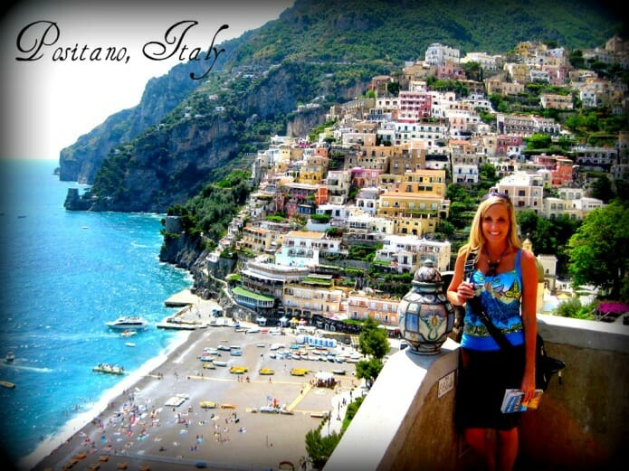 Solo Travel Destination: Amalfi Coast, Italy