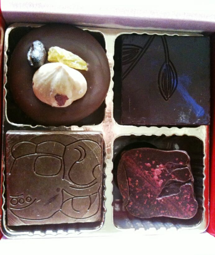photo, image, chocolates