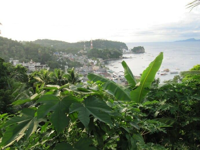 photo, image, sabang beach, puerto galera