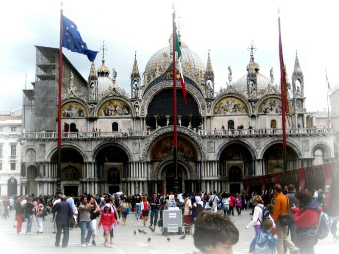 photo, image, st. mark's basilica, venice