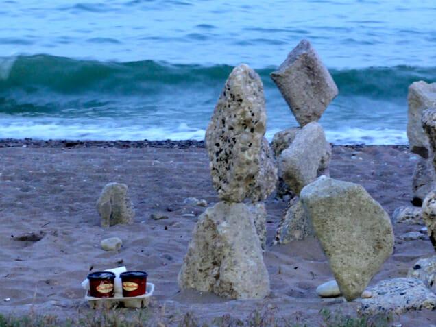 photo, image, beach, travel solo