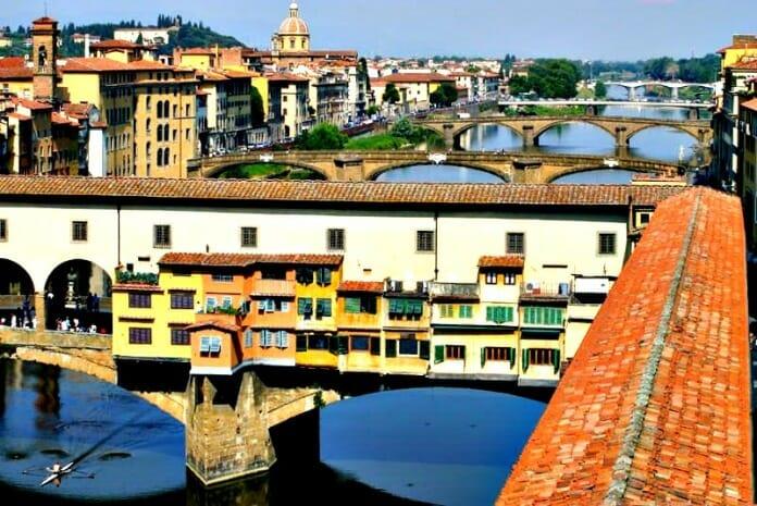 photo, image, ponte vecchio
