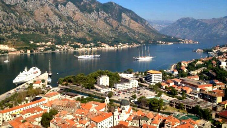 photo, image, kotor, montenegro, tall ship voyage