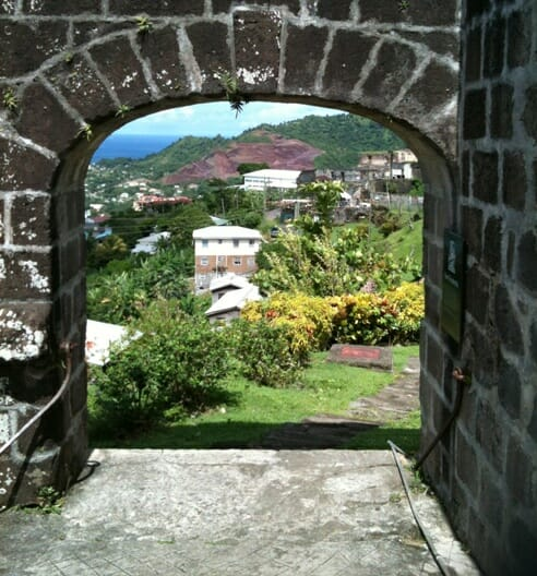 photo, image, grenada, fort frederick