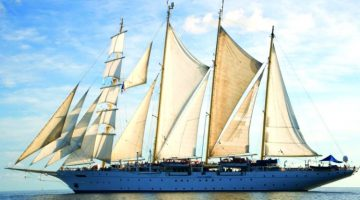 Solo On a Tall Ship Voyage: It's All About the People