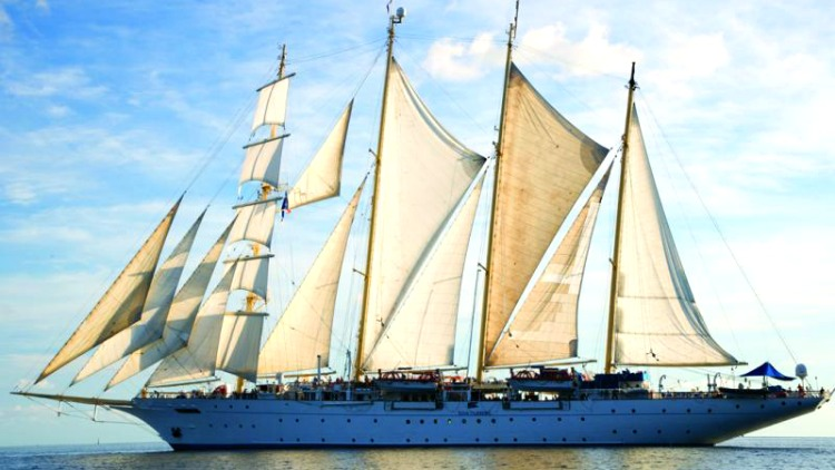 photo, image, star clipper, tall ship voyage