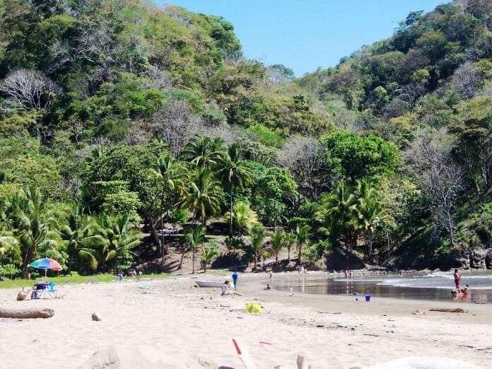 photo, image, beach, costa rica