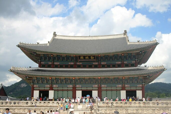 photo, image, palace, seoul