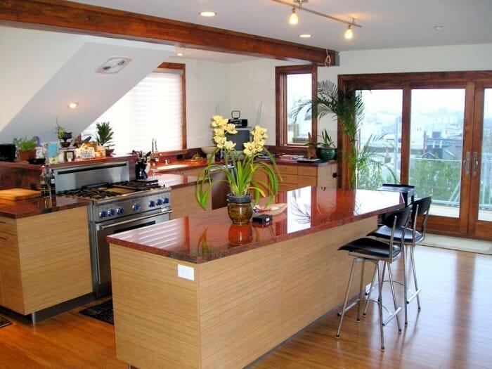 home exchange great kitchen