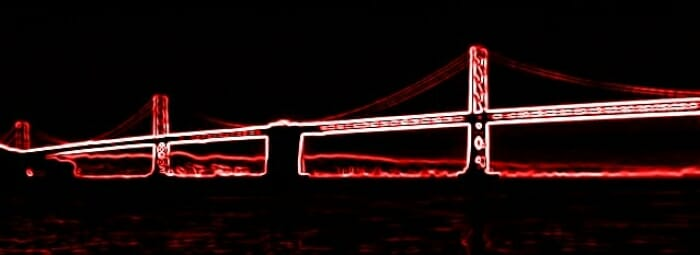 Golden Gate Bridge, San Francisco, Californai