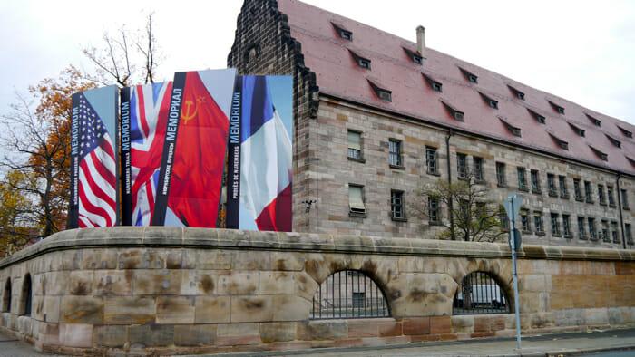 Nuremberg Trial Memorial