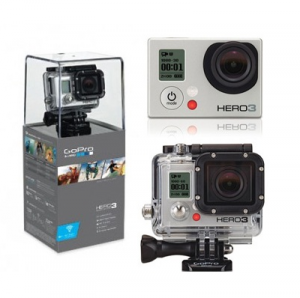 HD Hero3 White Edition
