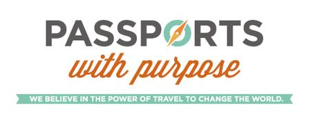 Passports with Purpose is the travel bloggers fundraiser.