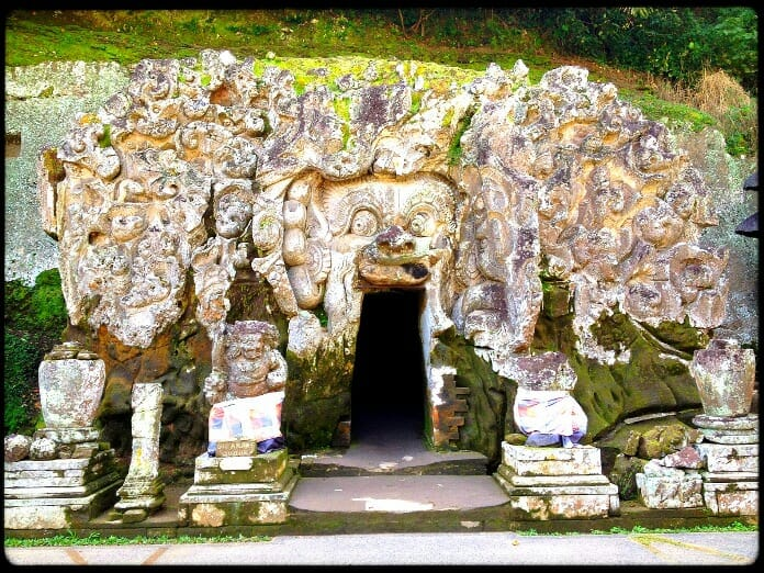 photo, image, elephant cave