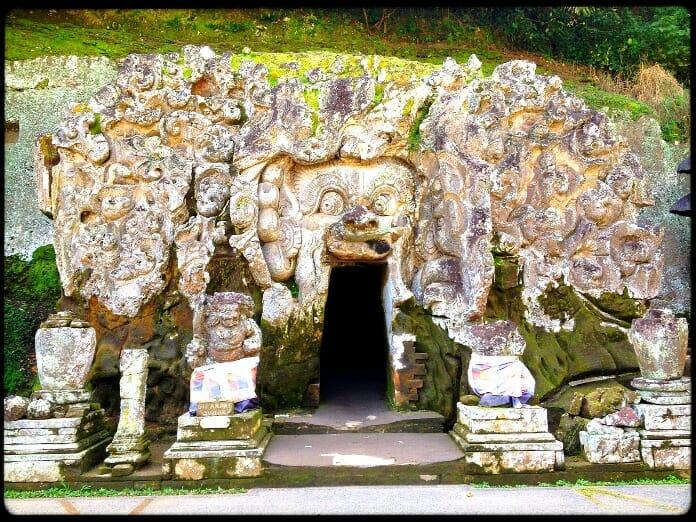 photo, image, elephant cave