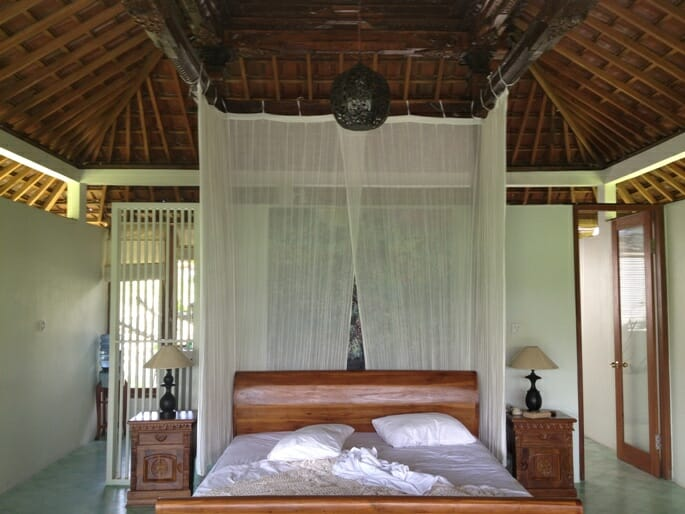 photo, image, bed, bali