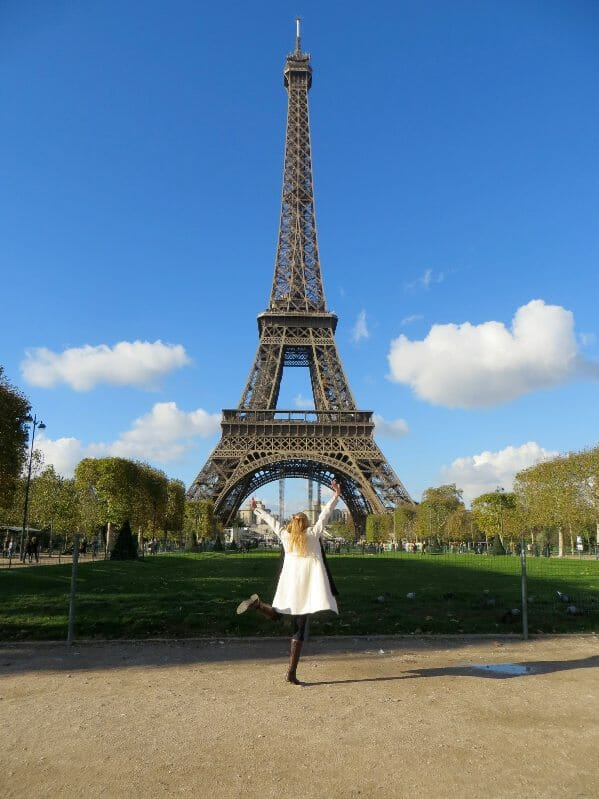 photo, image, eiffel tower