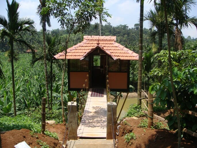 photo, image, house, wayanad