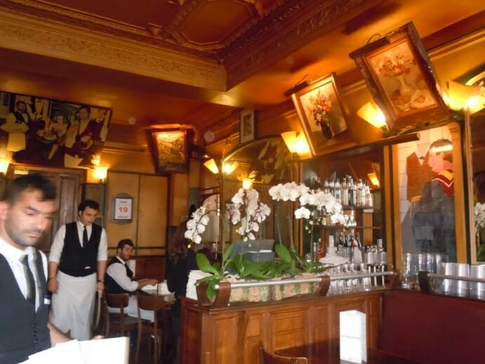 photo, image, restaurant, paris