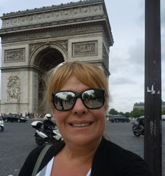 photo, image, arc de triomphe
