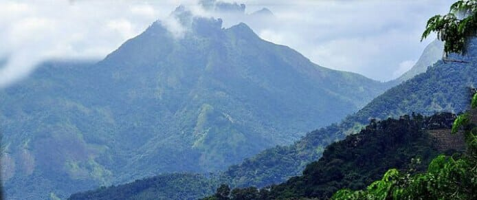 photo, image, mountains, wayanad