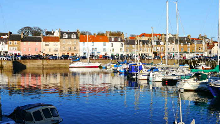 Solo Travel Destination: St. Andrews, Scotland