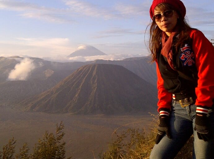 photo, image, mt. bromo