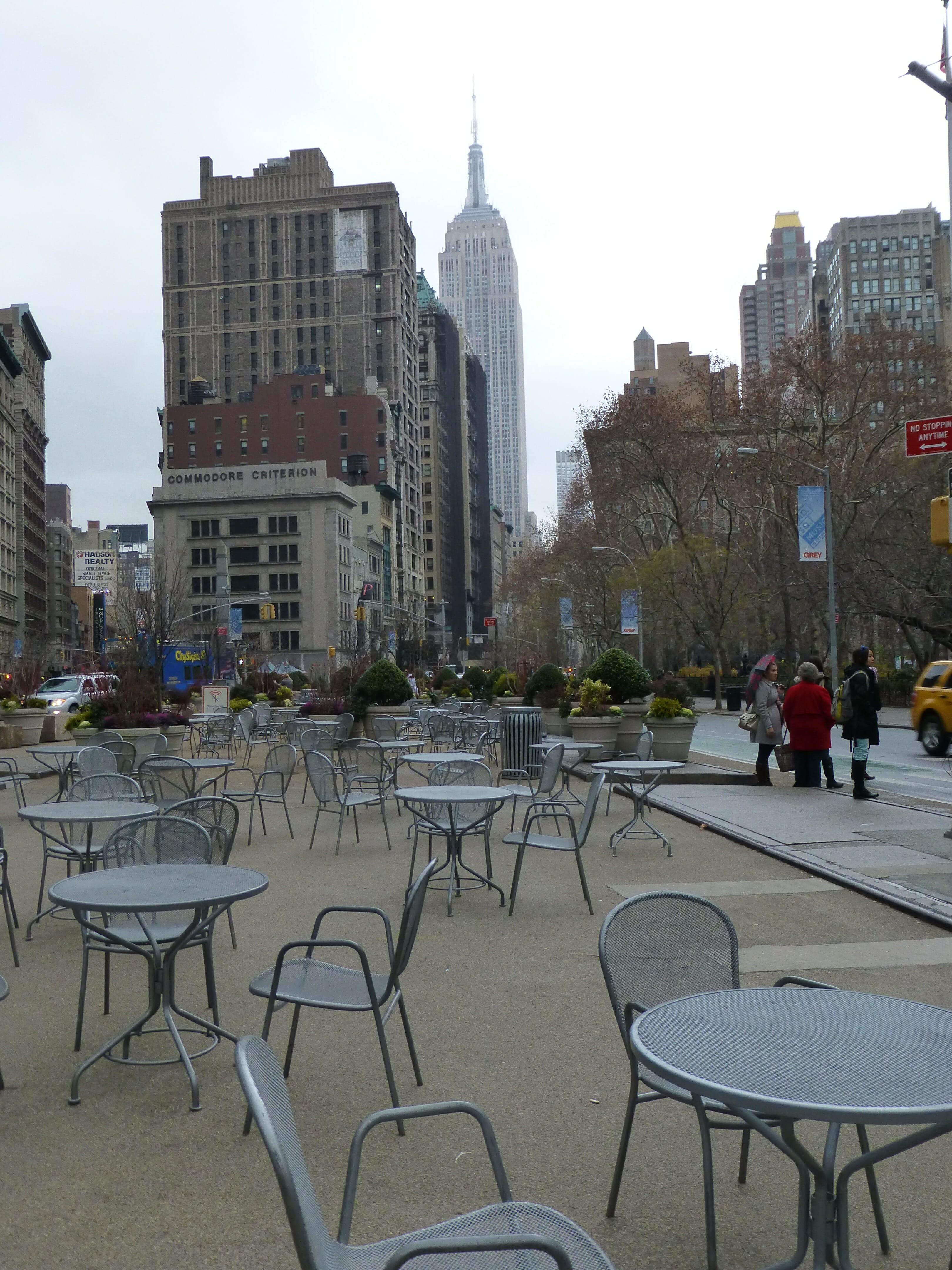 Amanda's Skyscanner Trip to New York City