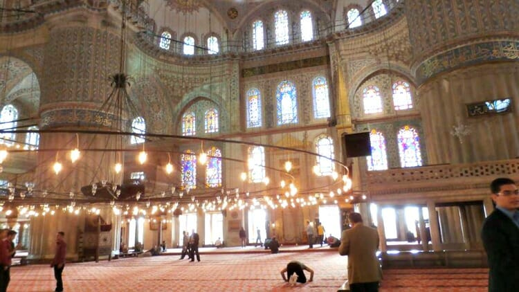 photo, image, mosque, istanbul