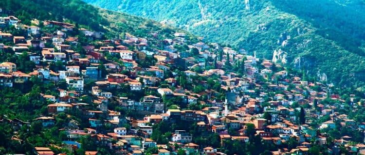 photo, image, bursa city, istanbul, turkey