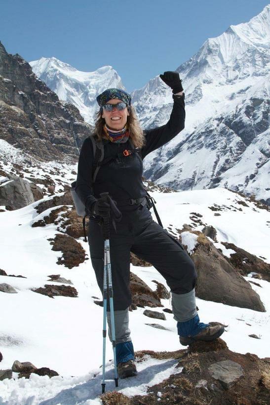photo, image, annapurna, nepal