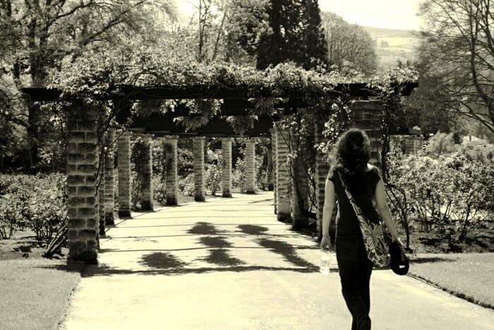 photo, image, dunedin botanical gardens