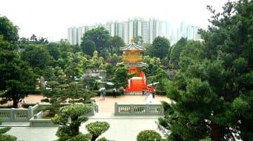photo, image, nan lian gardens, hong kong