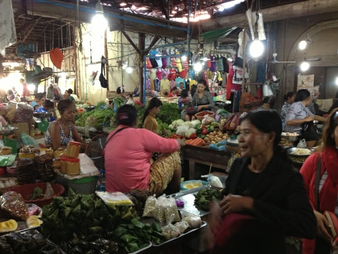 photo, image, old market, siem reap