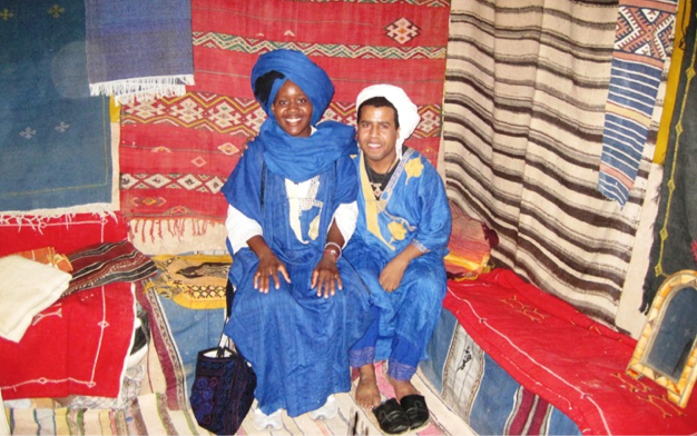 Jane is a reader of Solo Traveler. She wrote a post for us on the tour she took in Morocco.