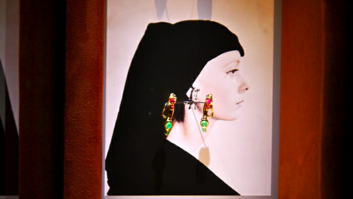 Salvador Dali earings