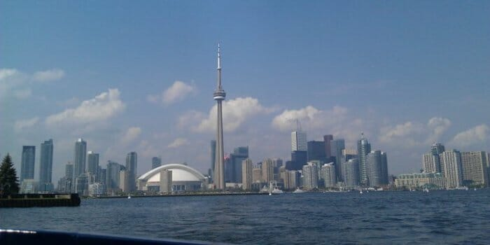Toronto. My home town. My option for a micro-vacation. trip planning