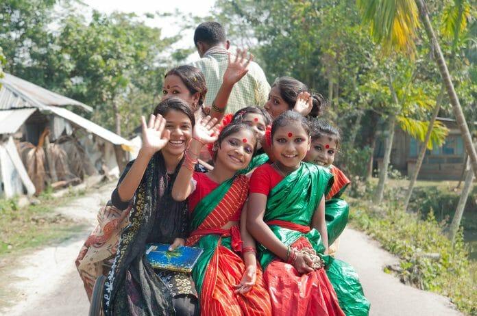 photo, image, girls, bangladesh