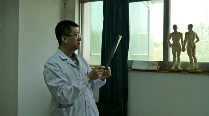 photo, image, doctor, hospital in china